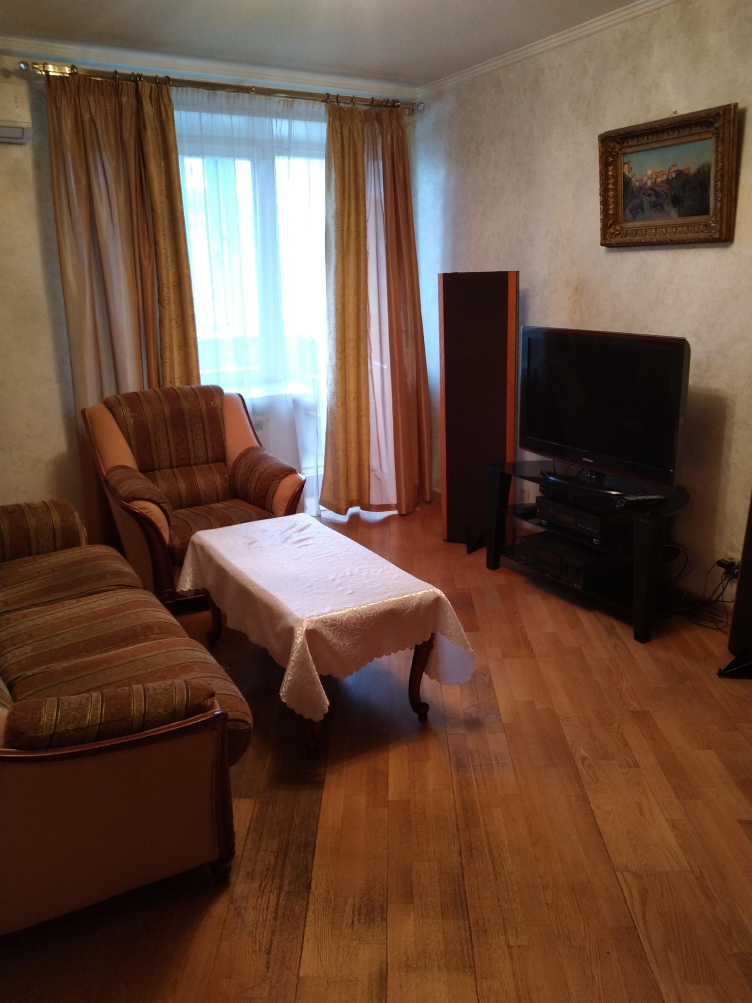 Apartment, 2 rooms, 54 m2 in Moscow 89857652487 buy 1