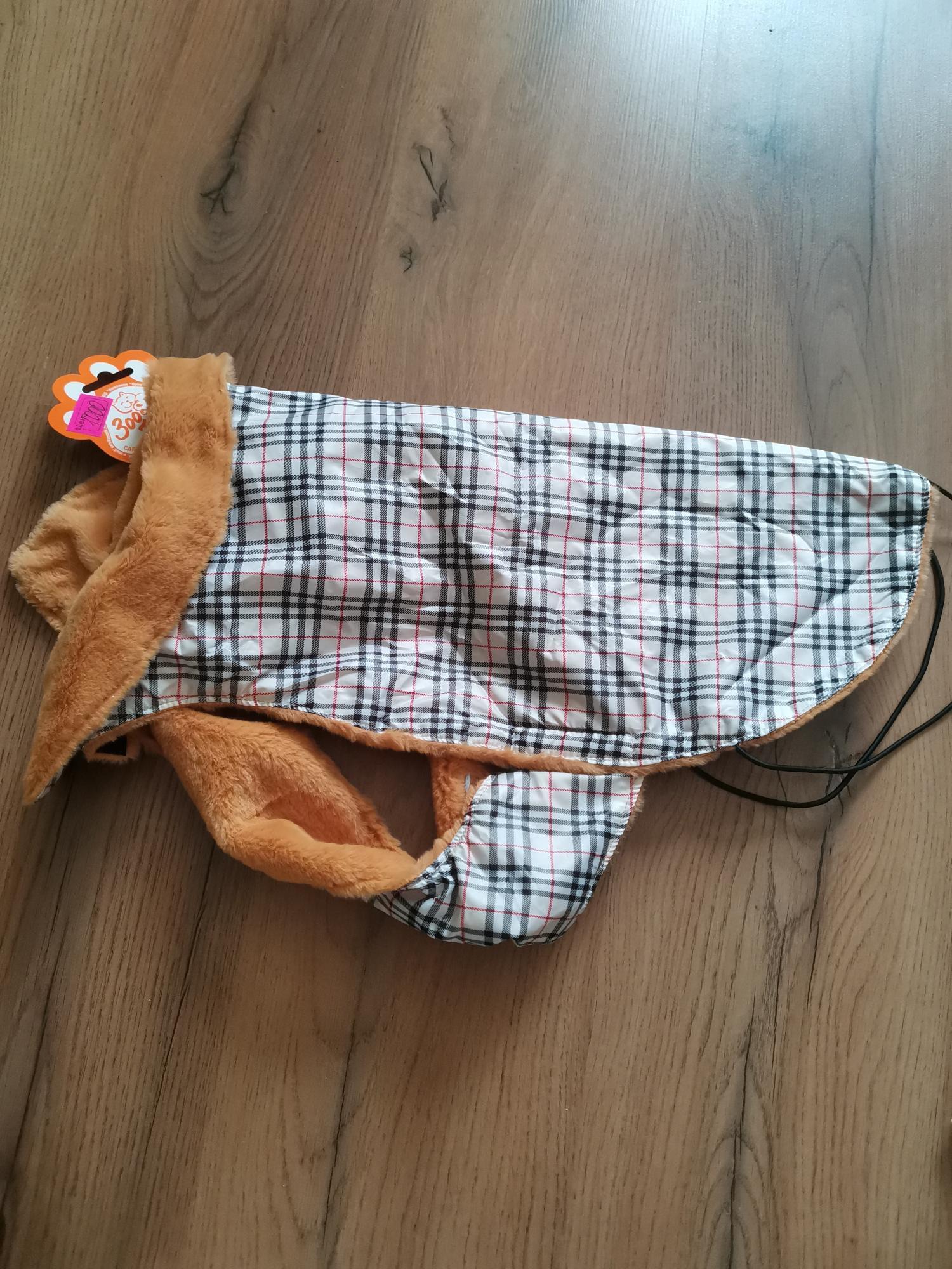 Попона на меху для собак XL(45см) в Москве 89261426284 купить 1