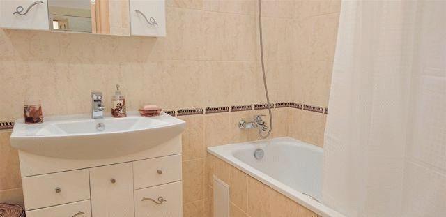 Квартира, 1 комната, 58.4 м² в Реутове 89676304797 купить 8