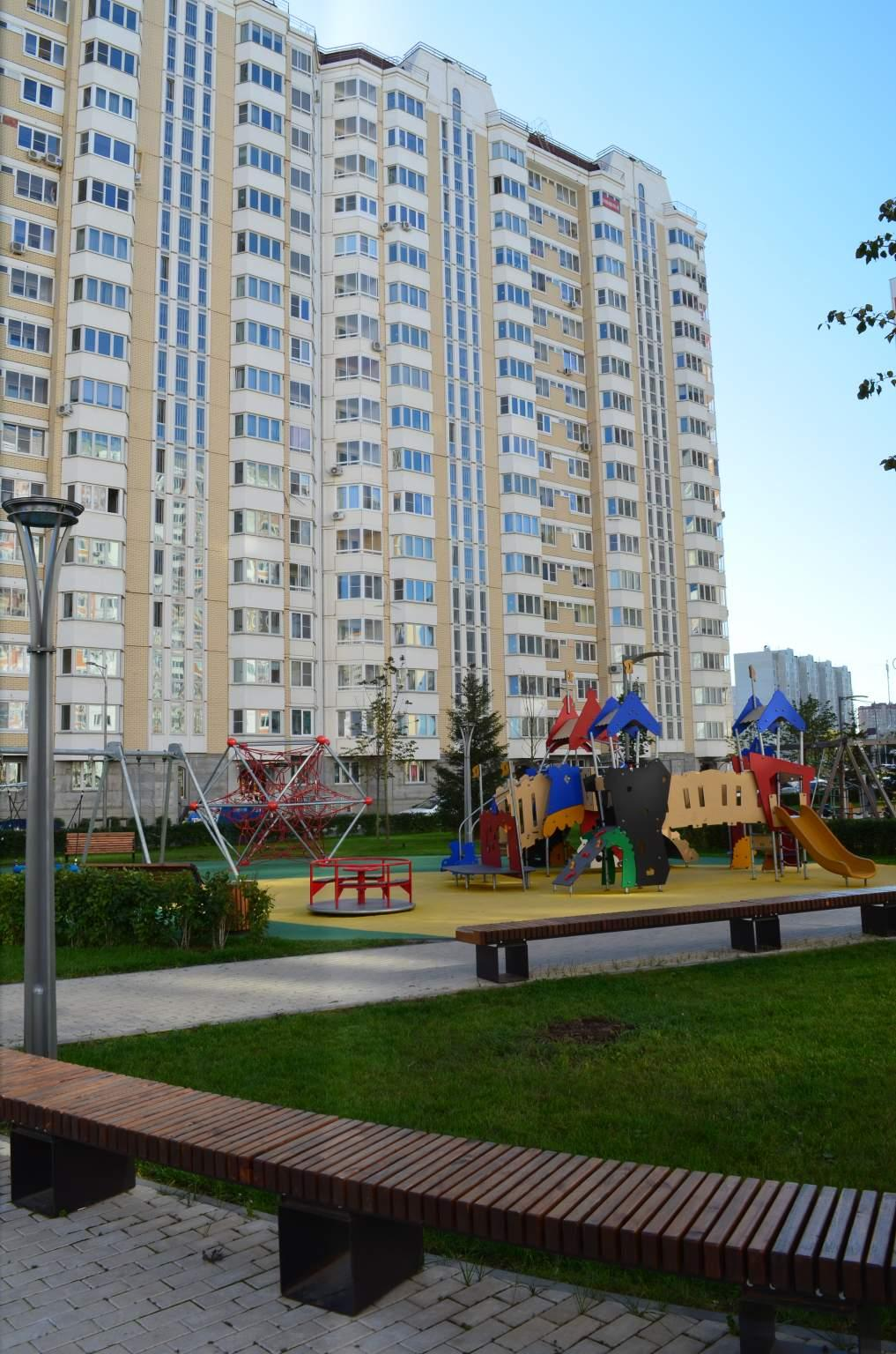 Квартира, 2 комнаты, 64 м² в Московском 89269179500 купить 1