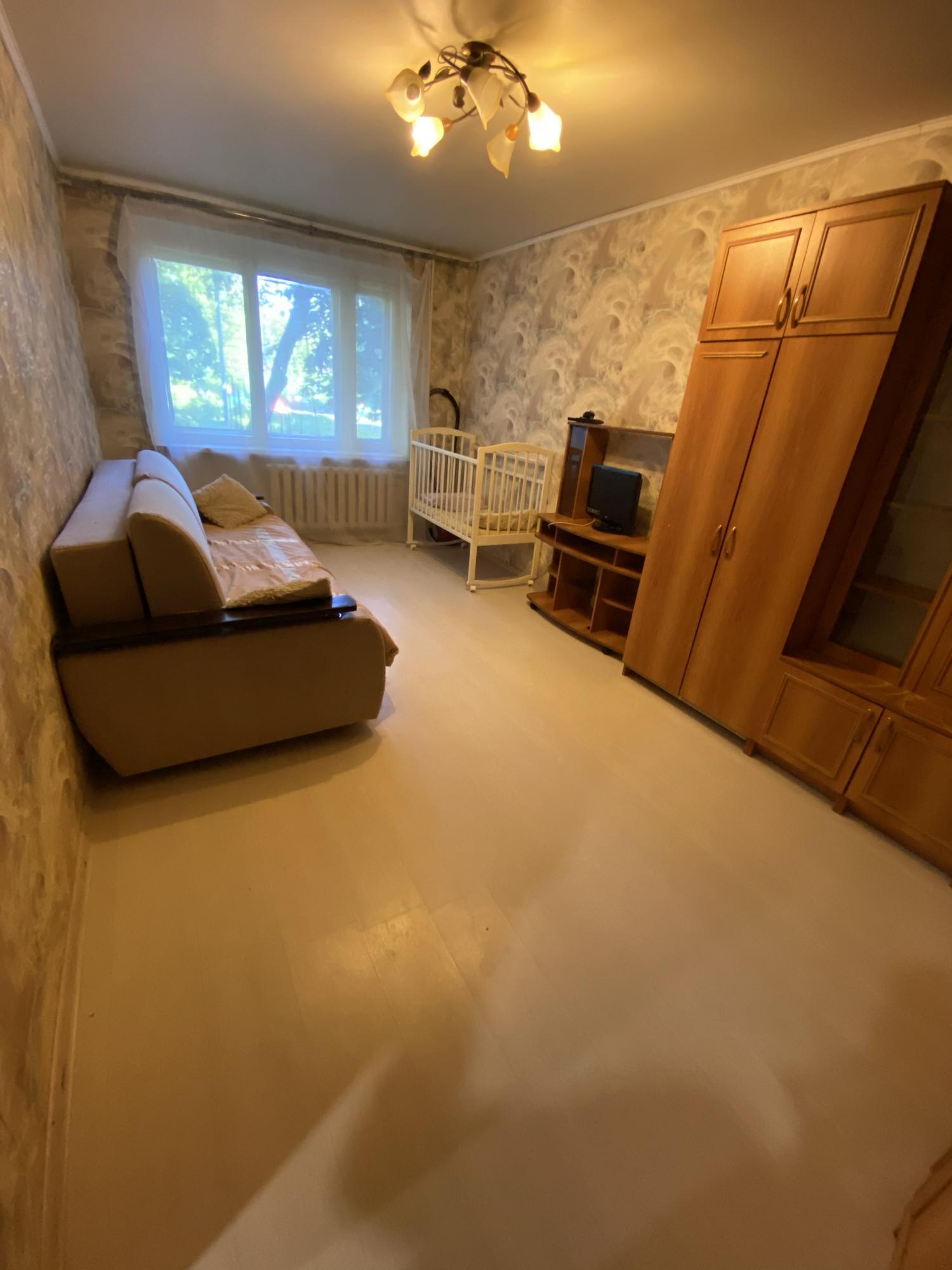 Квартира, 2 комнаты, 43 м² в Пушкино 89773266704 купить 2