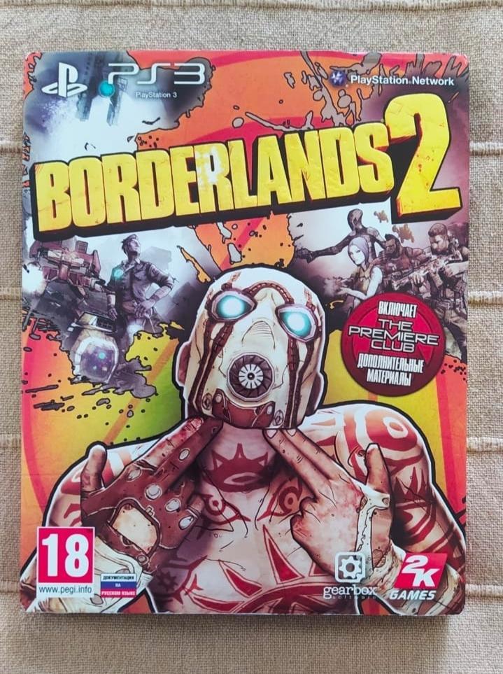 Borderlands 2 в Малаховке 89296165201 купить 1
