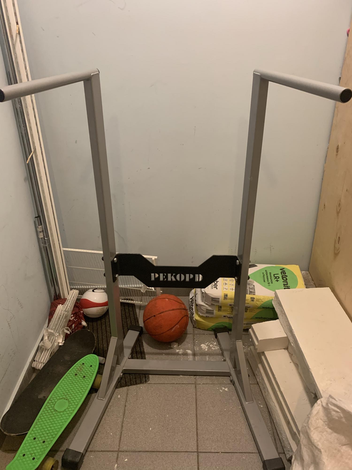 Брусья для дома/квартиры в Москве