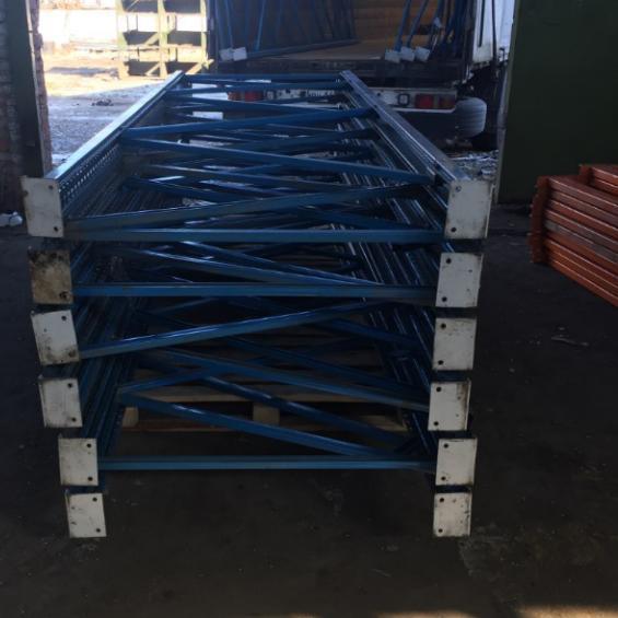 Стеллажи металлические для склада STOW (Бельгия) 89165210555 купить 3