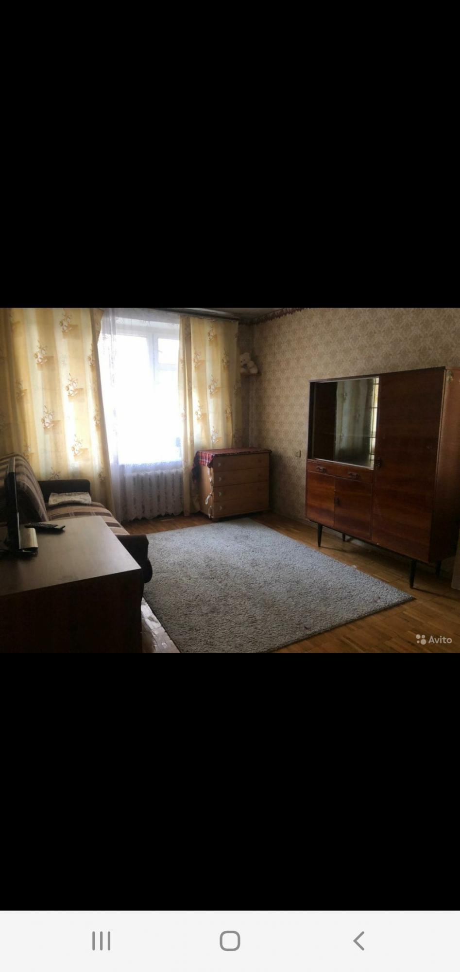 Квартира, 2 комнаты, 39.8 м² в Москве 89258375303 купить 1