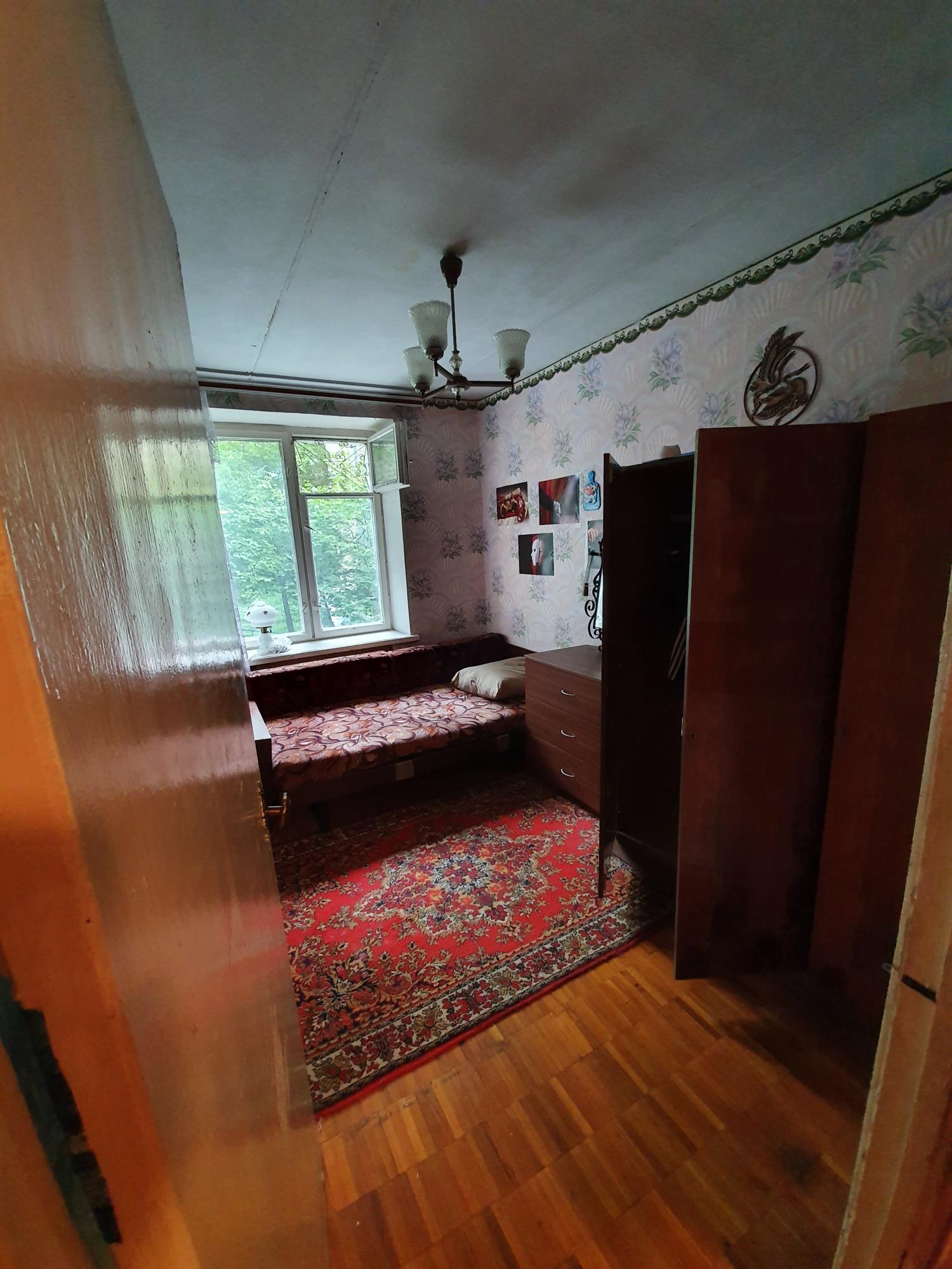 Квартира, 2 комнаты, 39.8 м² в Москве 89258375303 купить 2