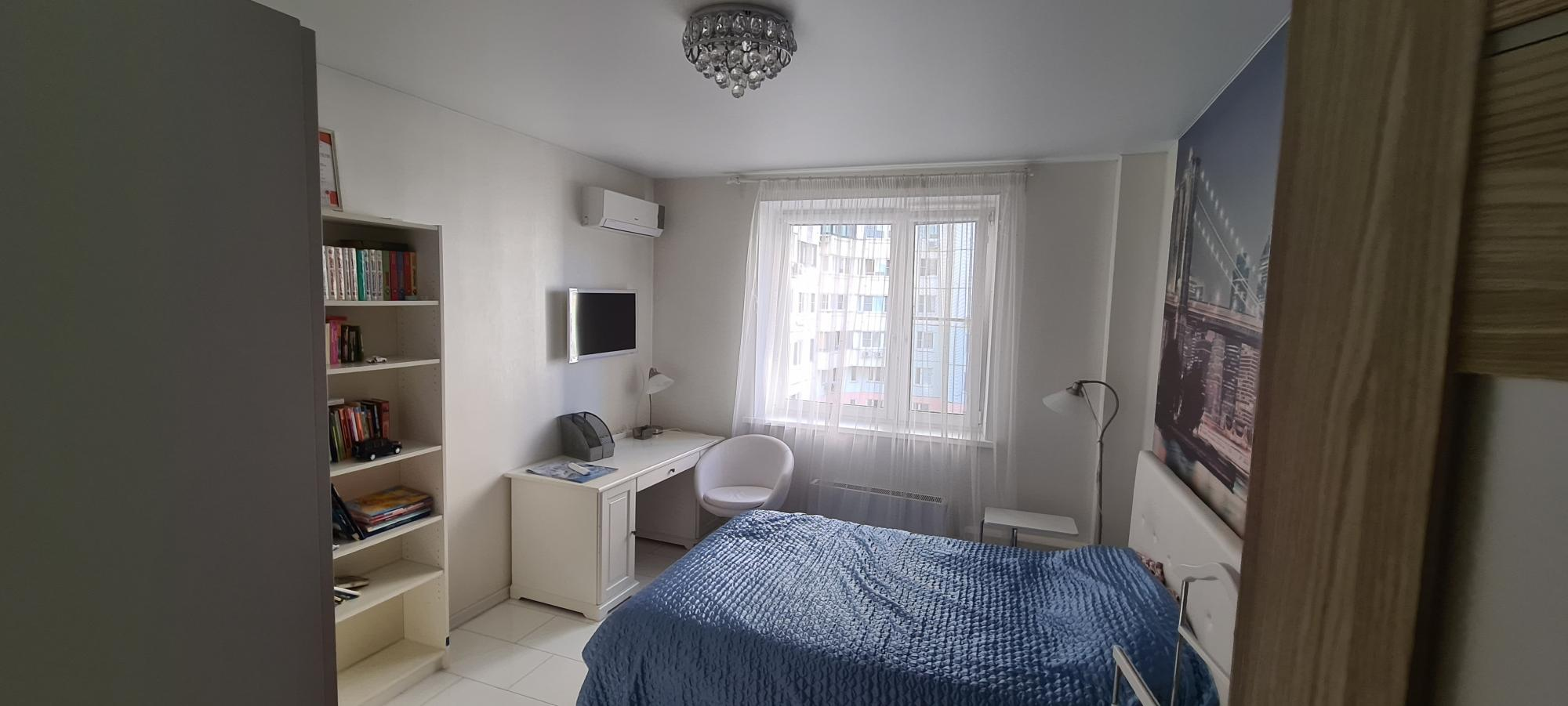 Квартира, 3 комнаты, 96 м² в Москве 89154177177 купить 2