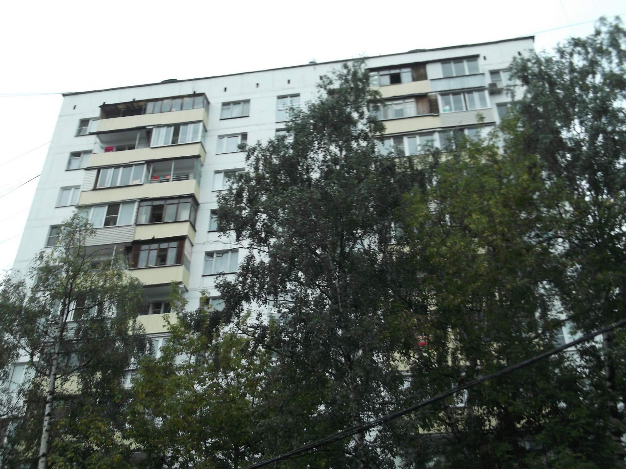 Квартира, 1 комната, 34.9 м² в Москве 89264030161 купить 1