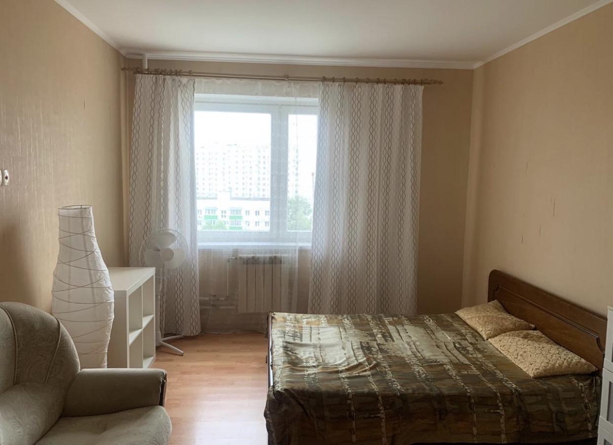 Квартира, 1 комната, 42 м² в Москве 89055059448 купить 1