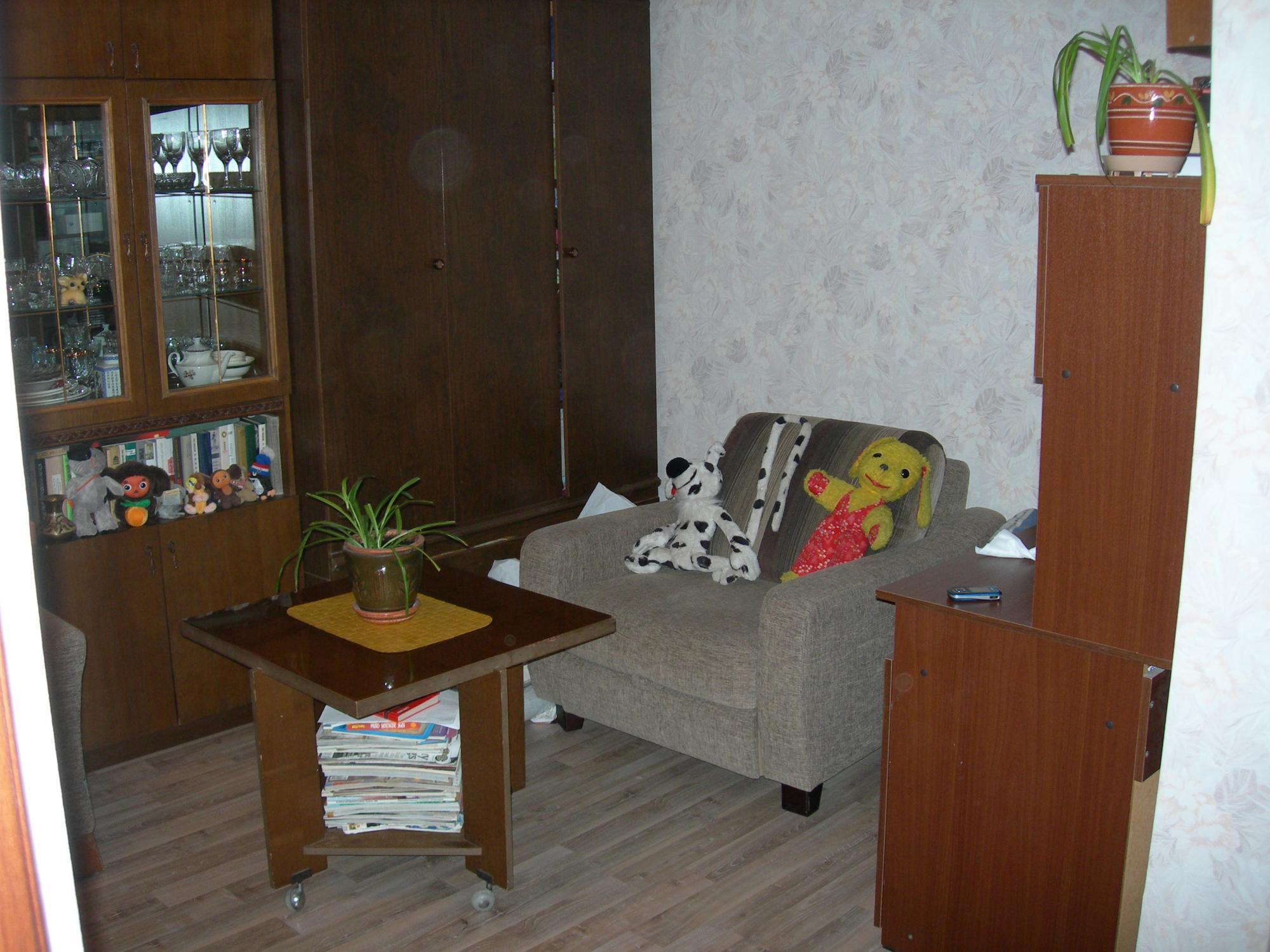 Квартира, 1 комната, 30 м² в Москве 89104618174 купить 4