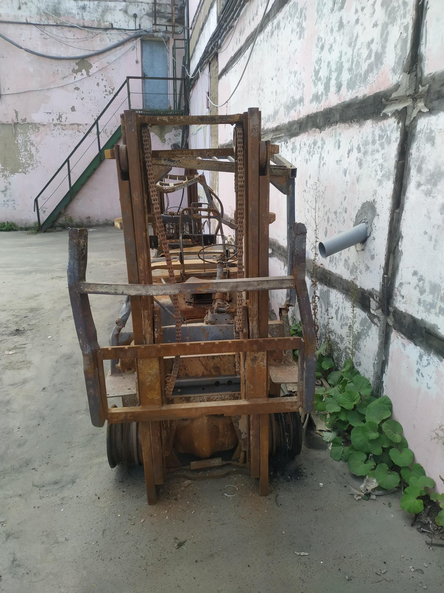 Вилочный погрузчик Митсубиси fd 25 в Видном 89259449575 купить 3
