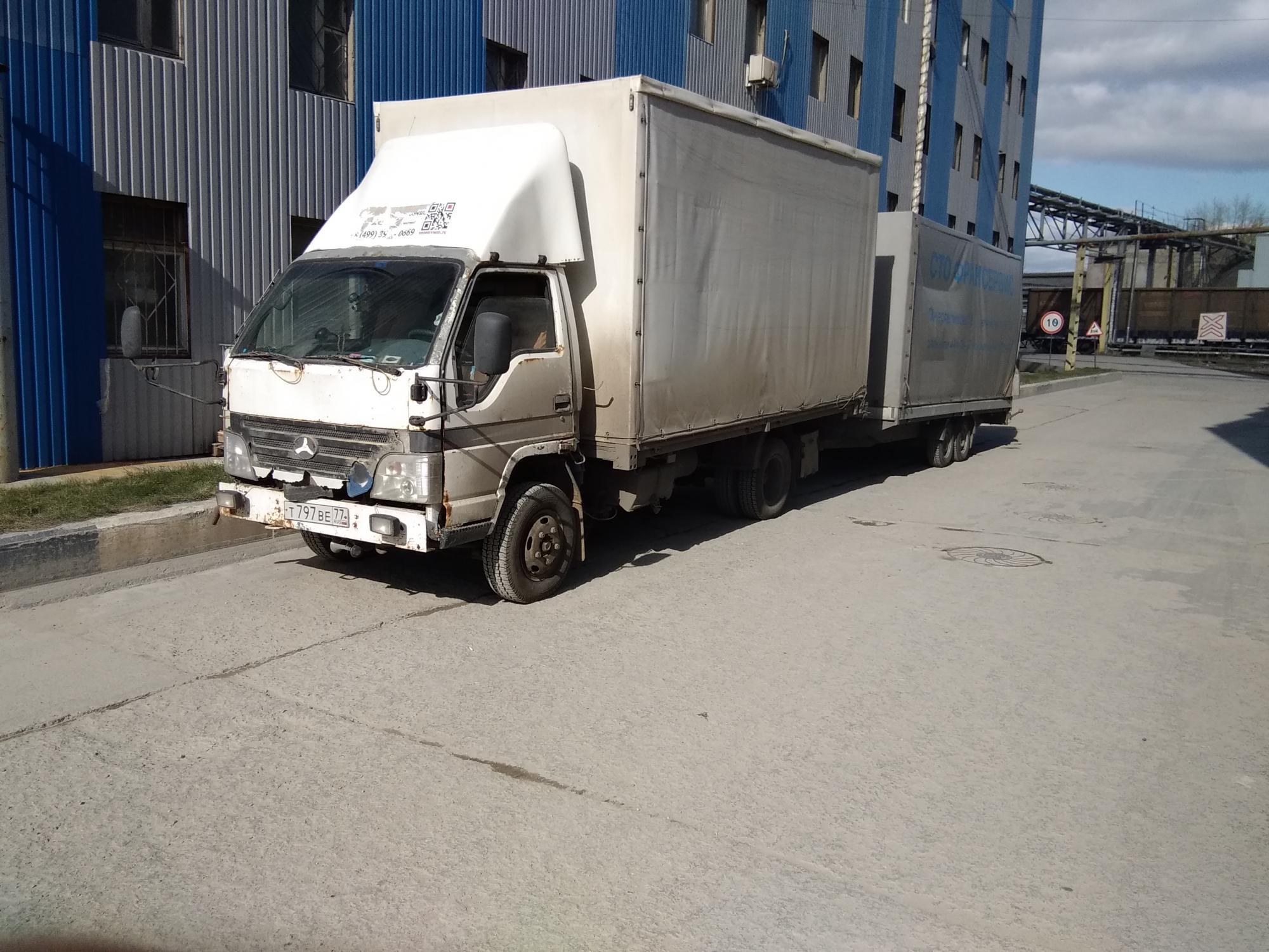 Прицеп для газели, легковой прицеп в Москве 89091582518 купить 4