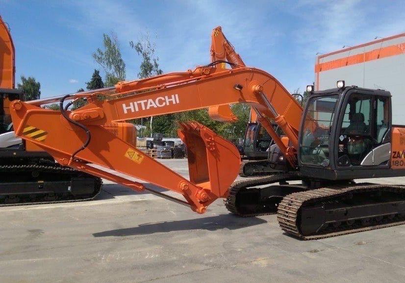 Аренда экскаватора Hitachi ZX180 в Москве 89261513190 купить 1