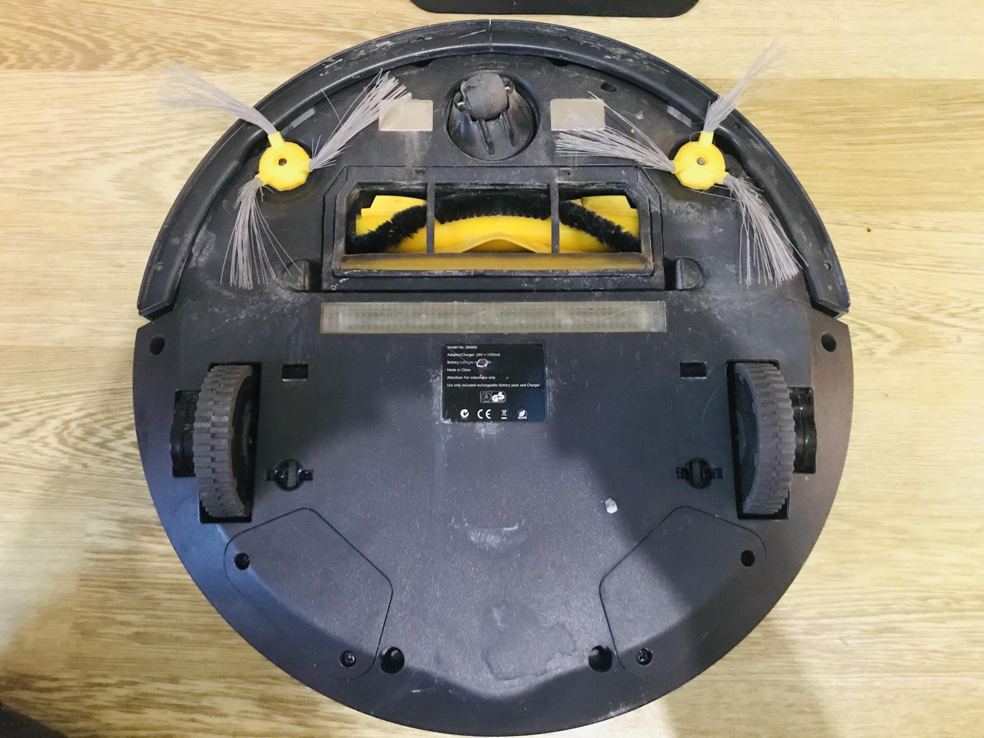 Robot dammsugare 89777223720 köp 3
