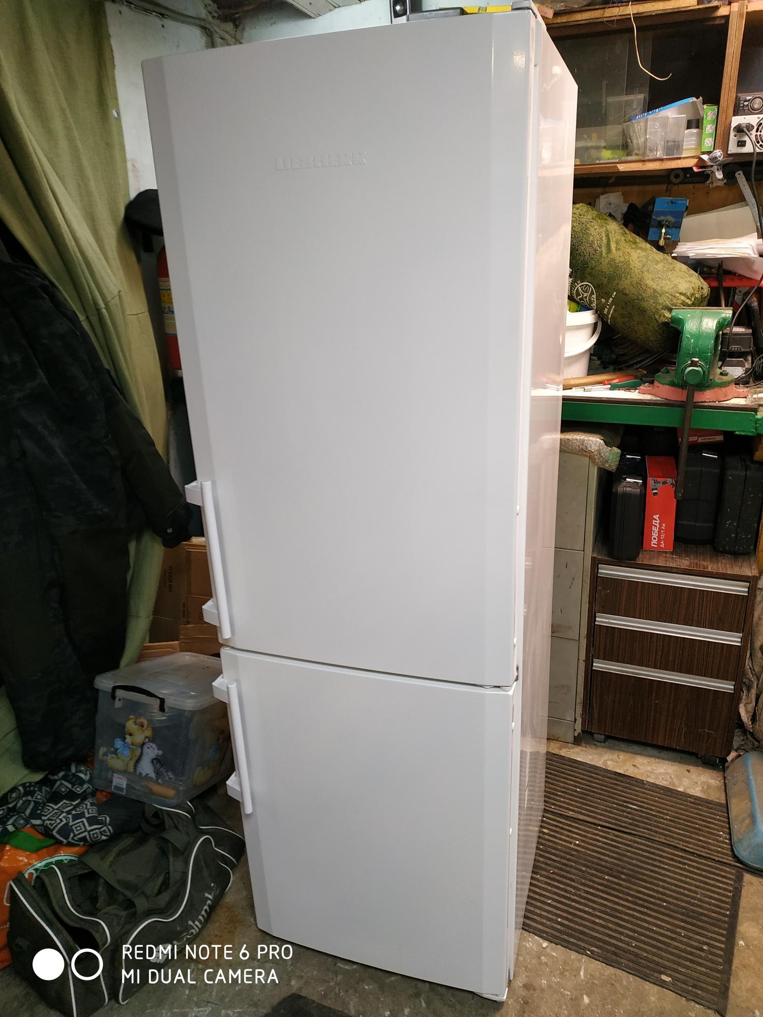 Холодильник Liebherr 89265903858 купить 1