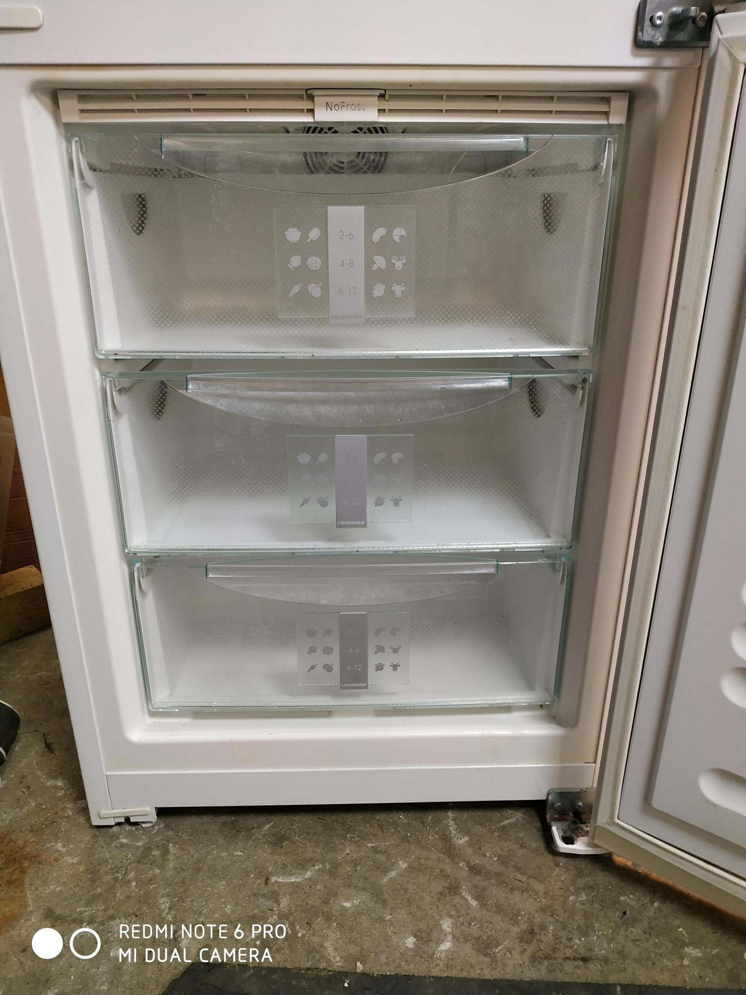 Холодильник Liebherr 89265903858 купить 5