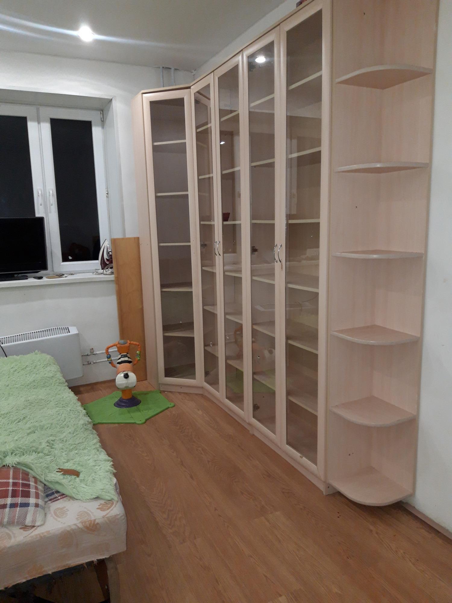 Квартира, 1 комната, 34 м² 89190284316 купить 1