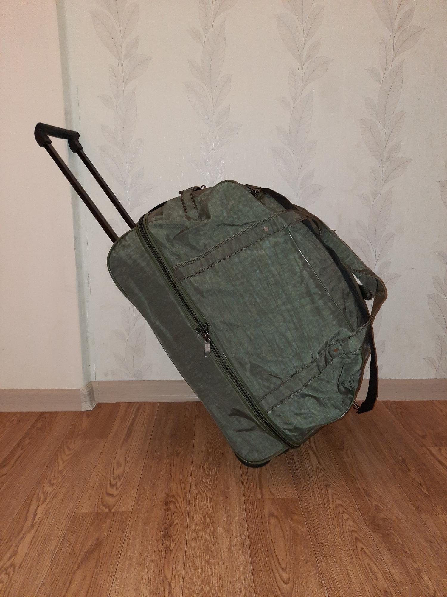 НОВАЯ дорожная сумка на колесах в Москве 89160314195 купить 1