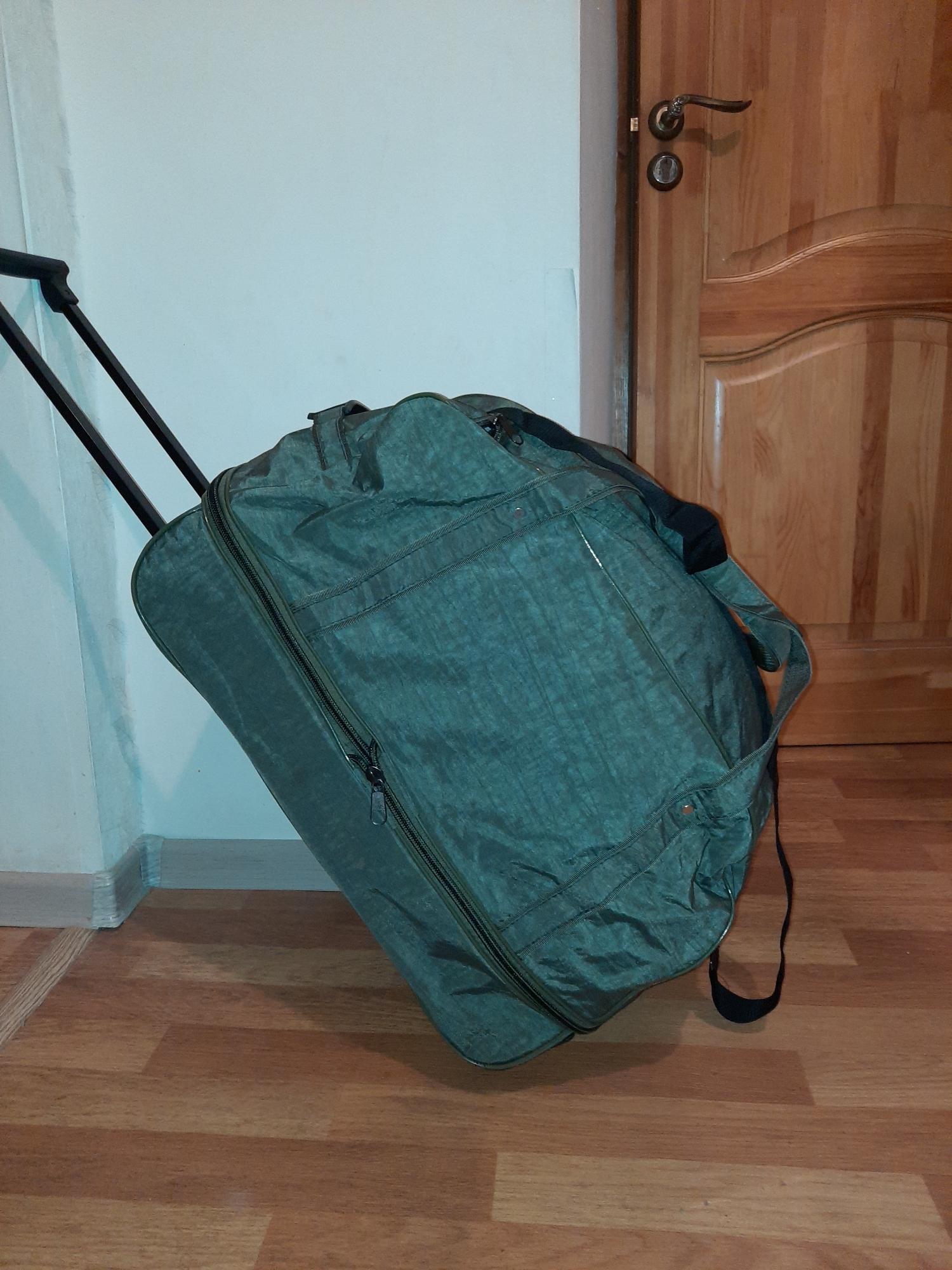 НОВАЯ дорожная сумка на колесах в Москве 89160314195 купить 2