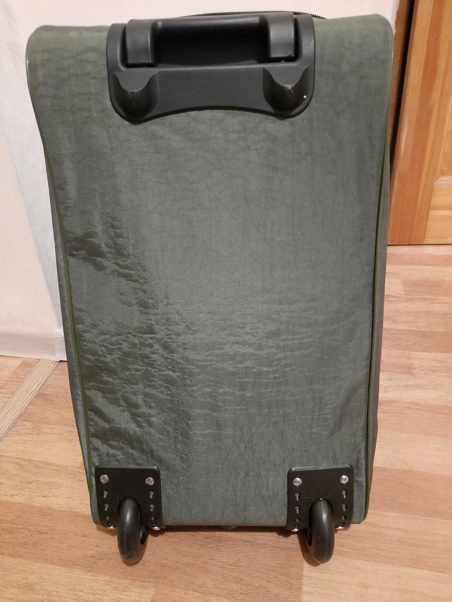 НОВАЯ дорожная сумка на колесах в Москве 89160314195 купить 4