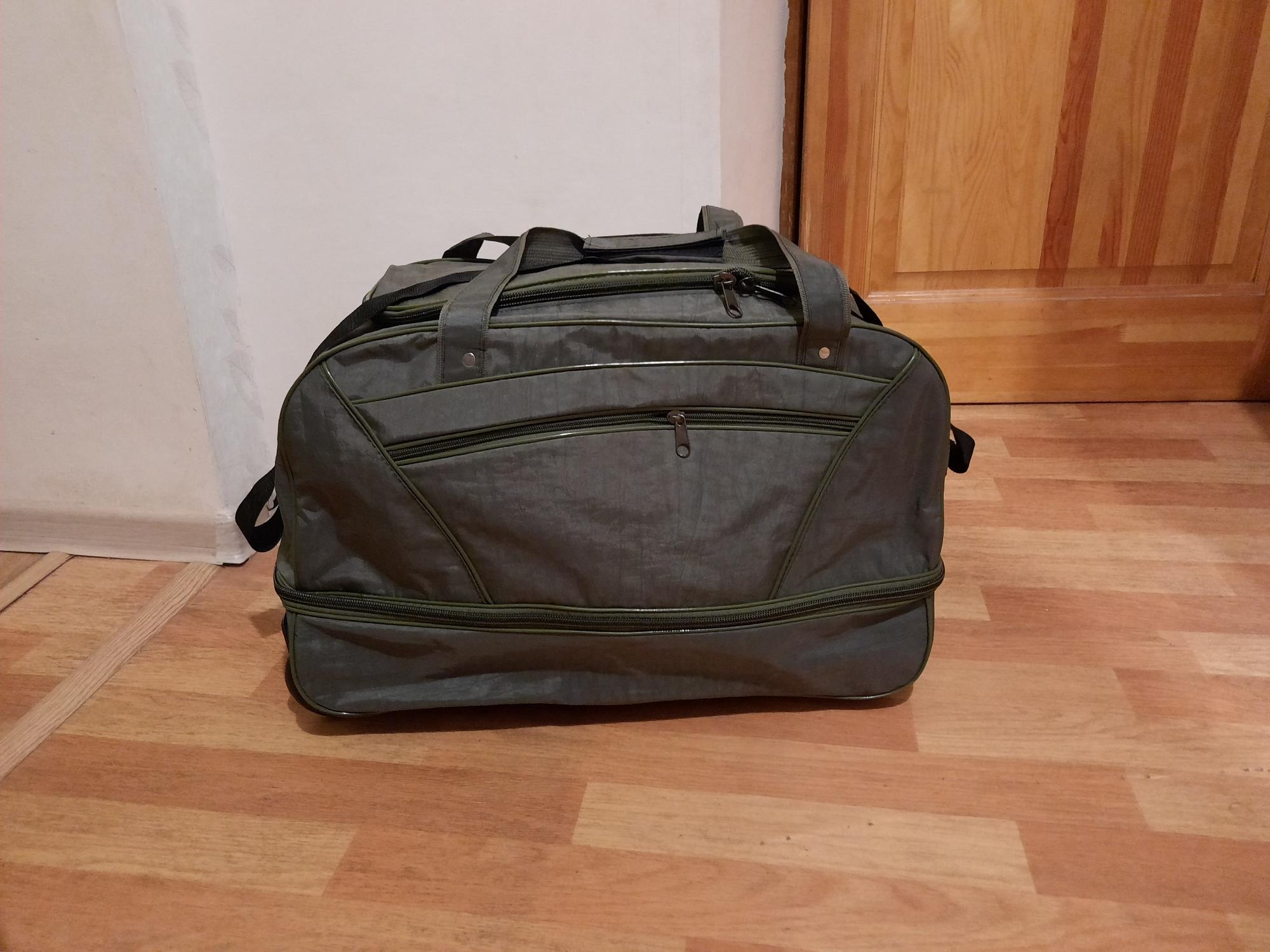 НОВАЯ дорожная сумка на колесах в Москве 89160314195 купить 7