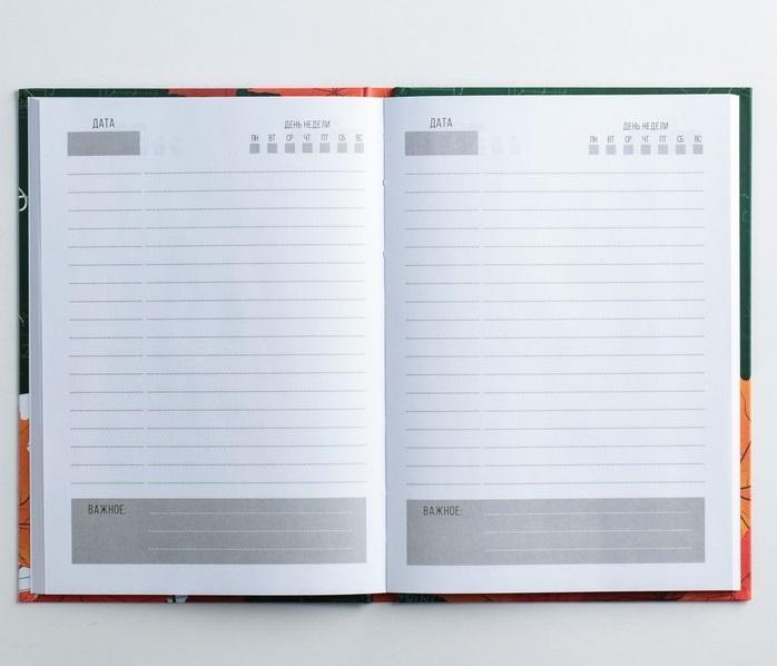 Подарок учителю ежедневник планинг(зеленый) 89104761655 купить 4