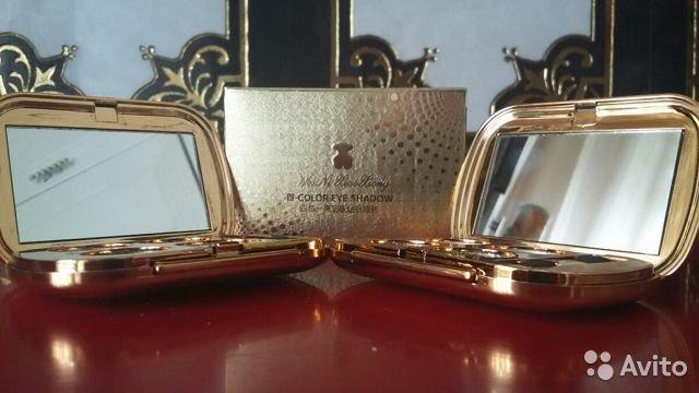 Wei ni xiao xiong-палитра Алмазных блестящих теней в Москве 89299838147 купить 1