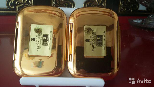 Wei ni xiao xiong-палитра Алмазных блестящих теней в Москве 89299838147 купить 5