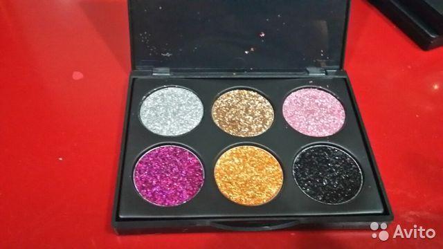 15 цветов, блестящие тени для век с блестками в Москве 89299838147 купить 4