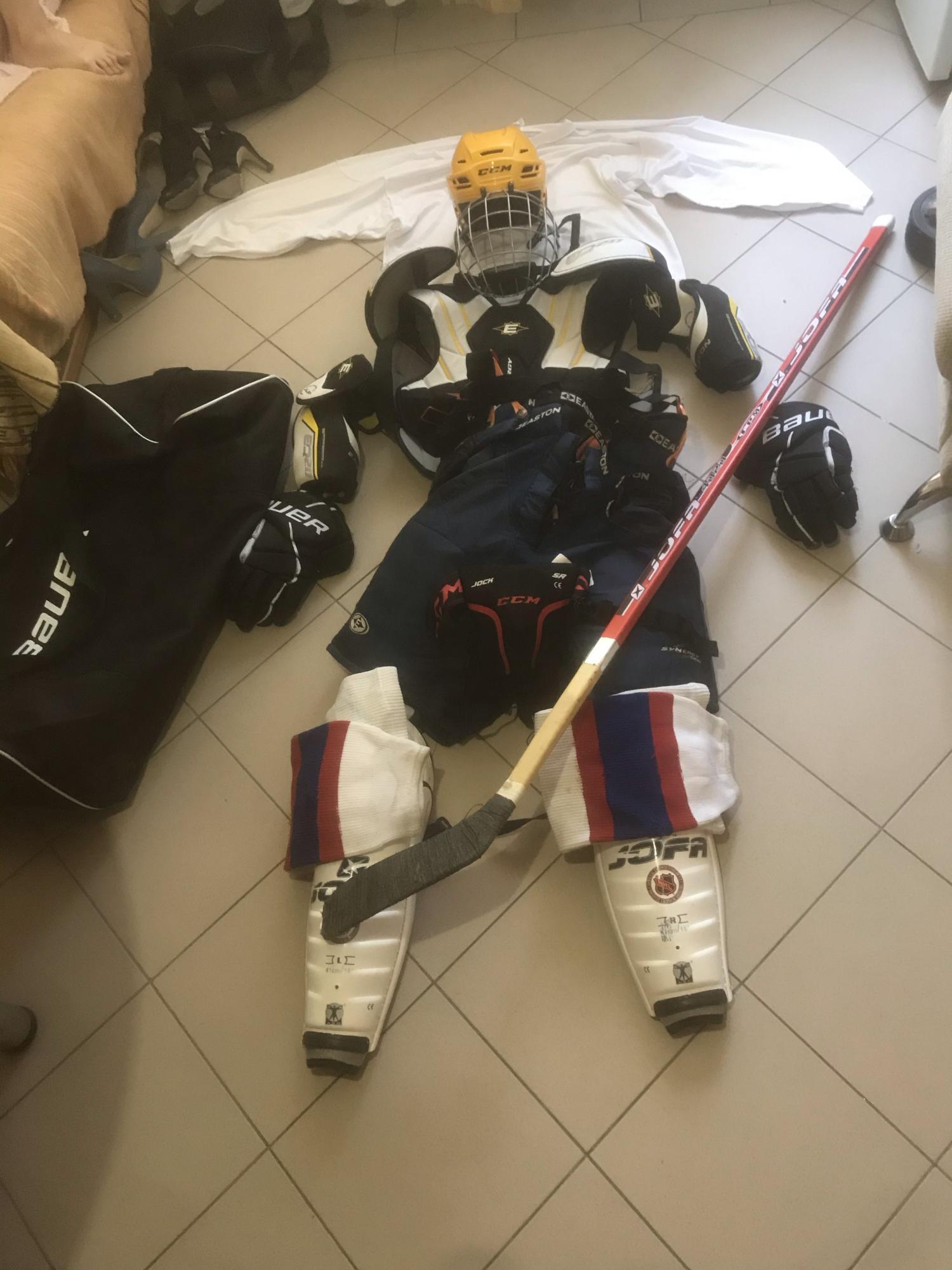 Хоккейная обмундирование 89296280128 купить 1