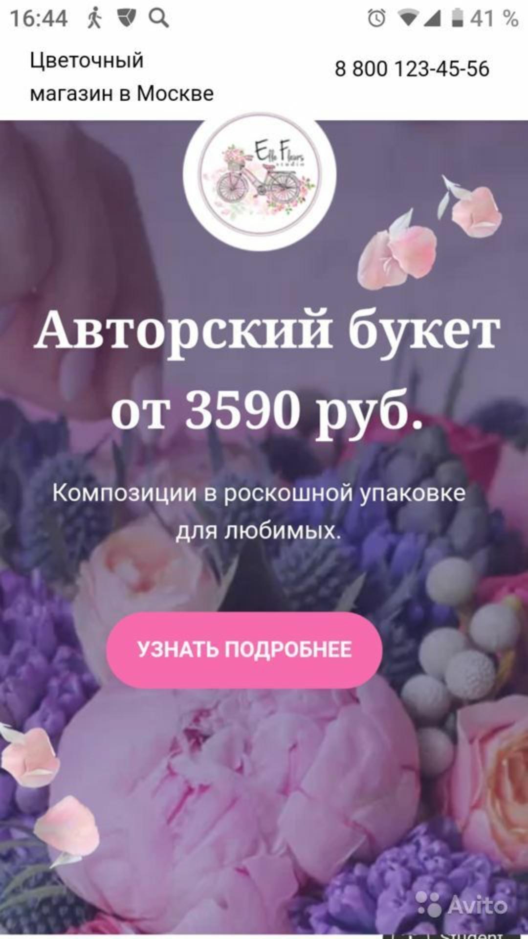 Создаю сайты на Tilda в Москве 89264796409 купить 5