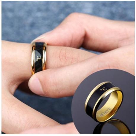 Умное кольцо измеряет температуру в Москве 89629999590 купить 4