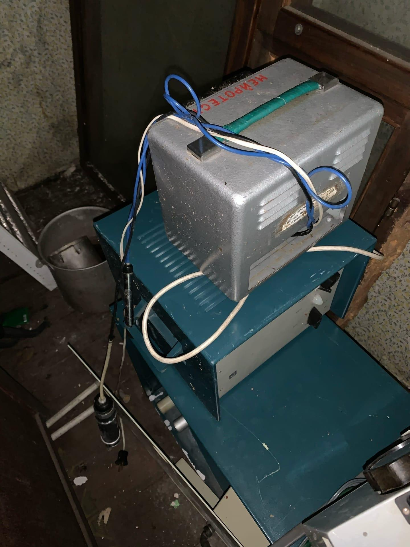 Старое физиологическое оборудование в Малаховке 89260870930 купить 4