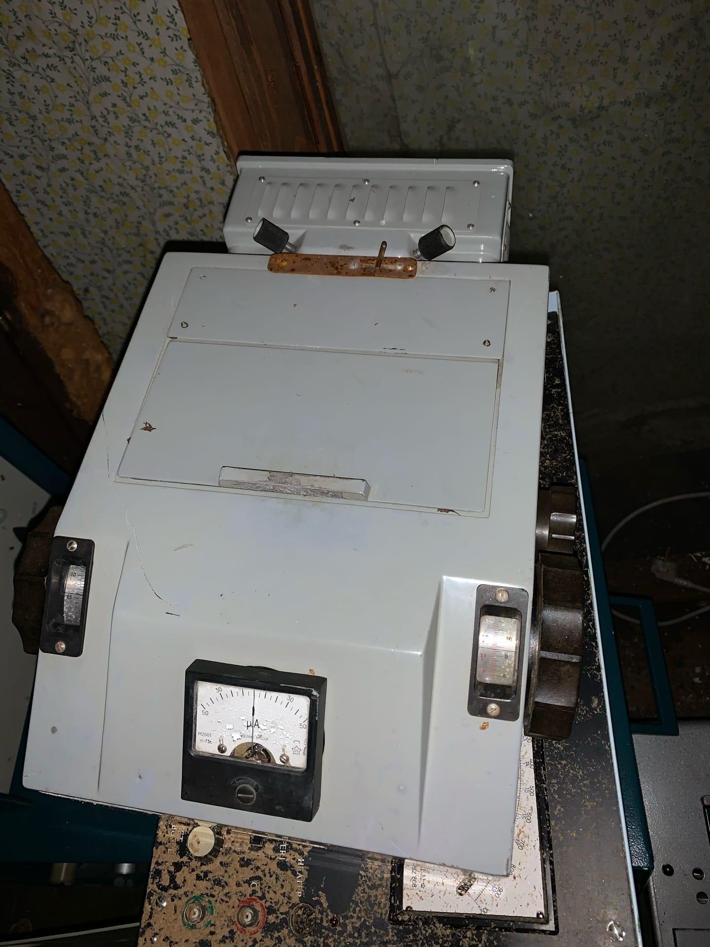 Старое физиологическое оборудование в Малаховке 89260870930 купить 5