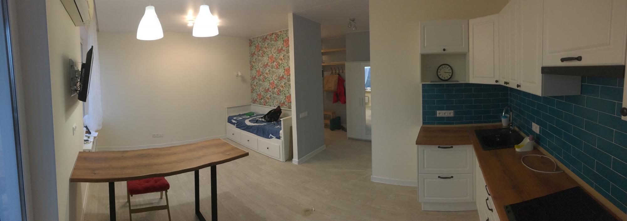 Apartment, Studio, 32 m2 89639952623 buy 4