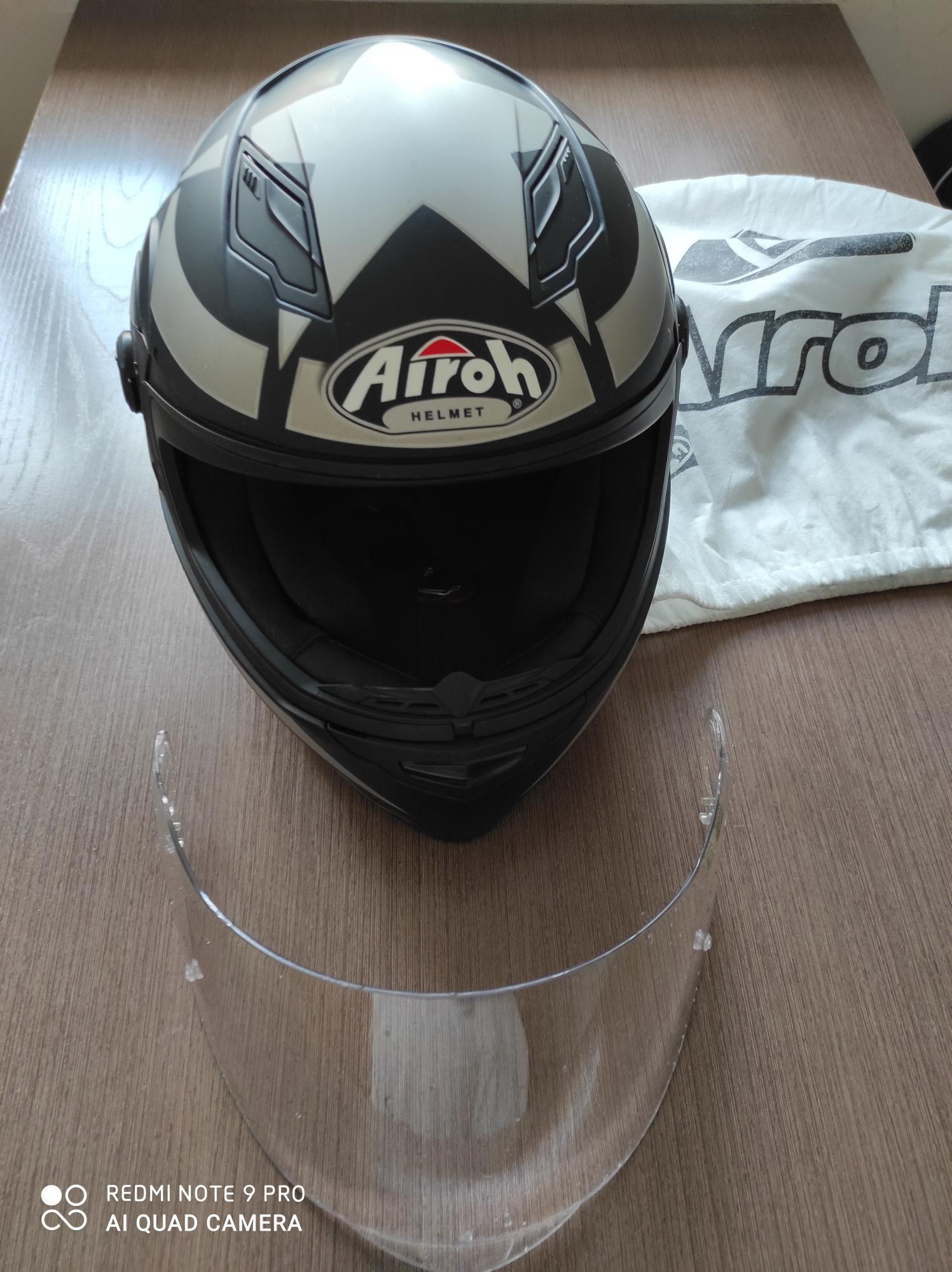 Airoh Movement Shot в Хабаровске 89990806637 купить 7