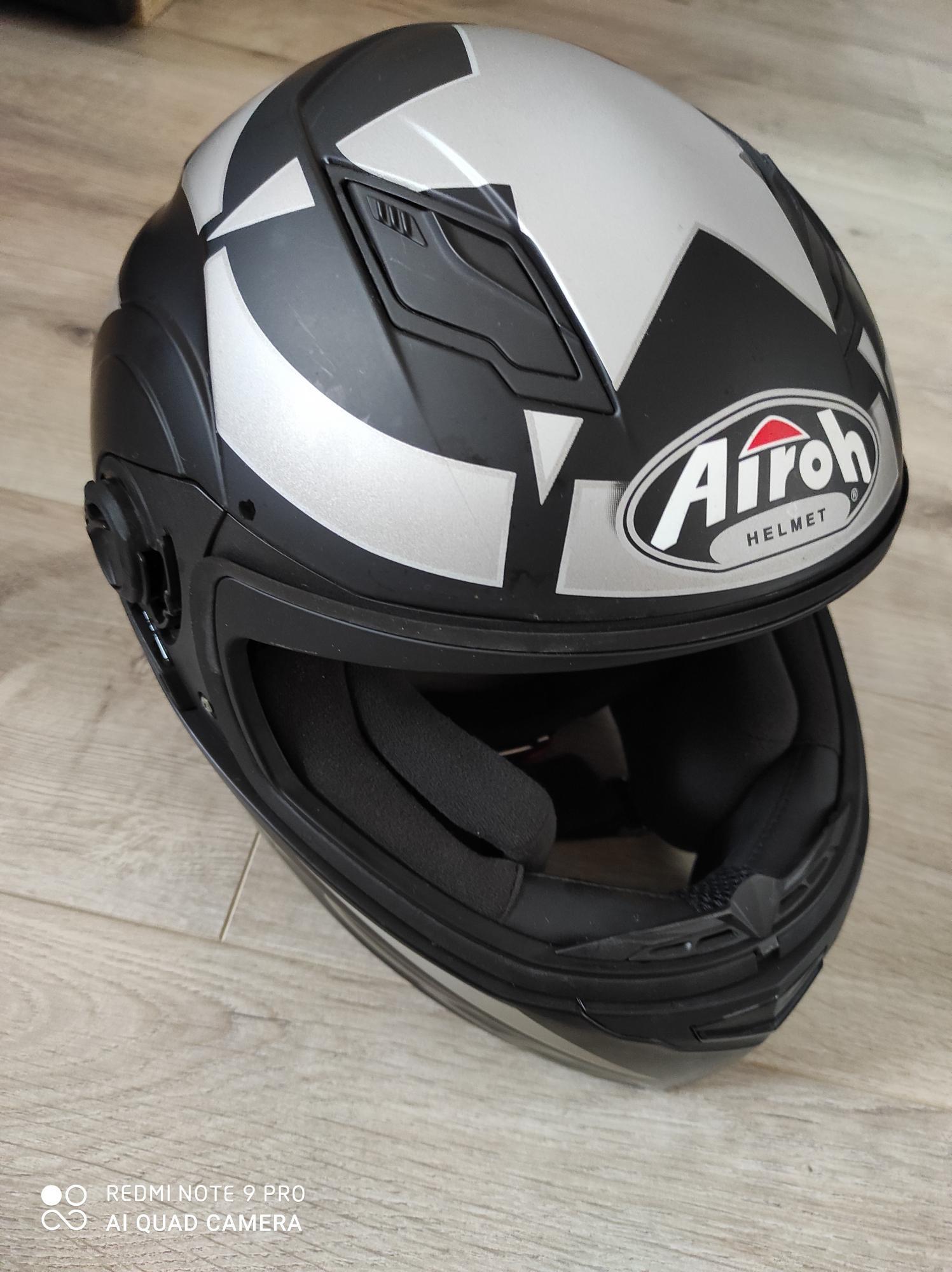 Airoh Movement Shot в Хабаровске 89990806637 купить 8