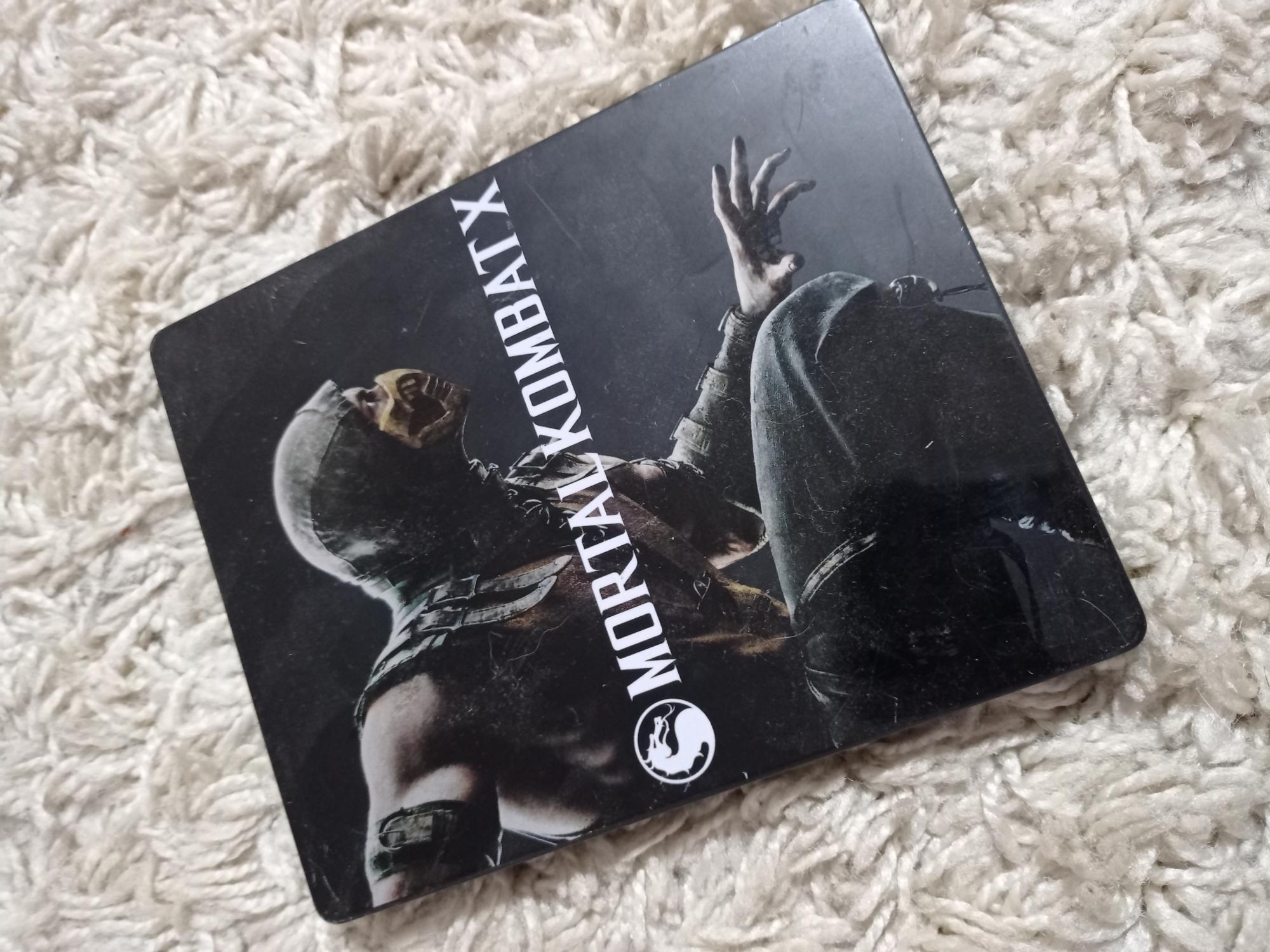 Mortal Kombat X коллекционное издание в Одинцово 89777251130 купить 1