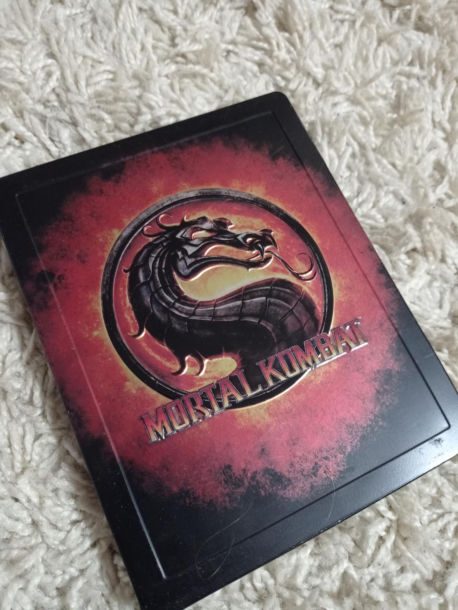 Mortal Kombat 9 коллекционное издание в Одинцово 89777251130 купить 1