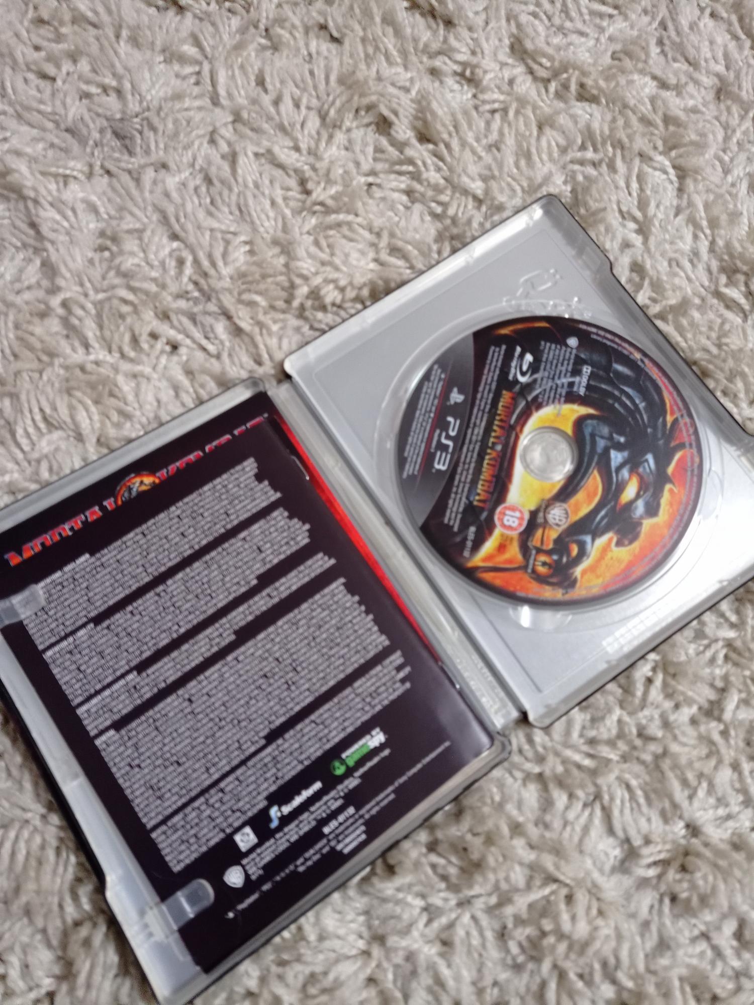 Mortal Kombat 9 коллекционное издание в Одинцово 89777251130 купить 2