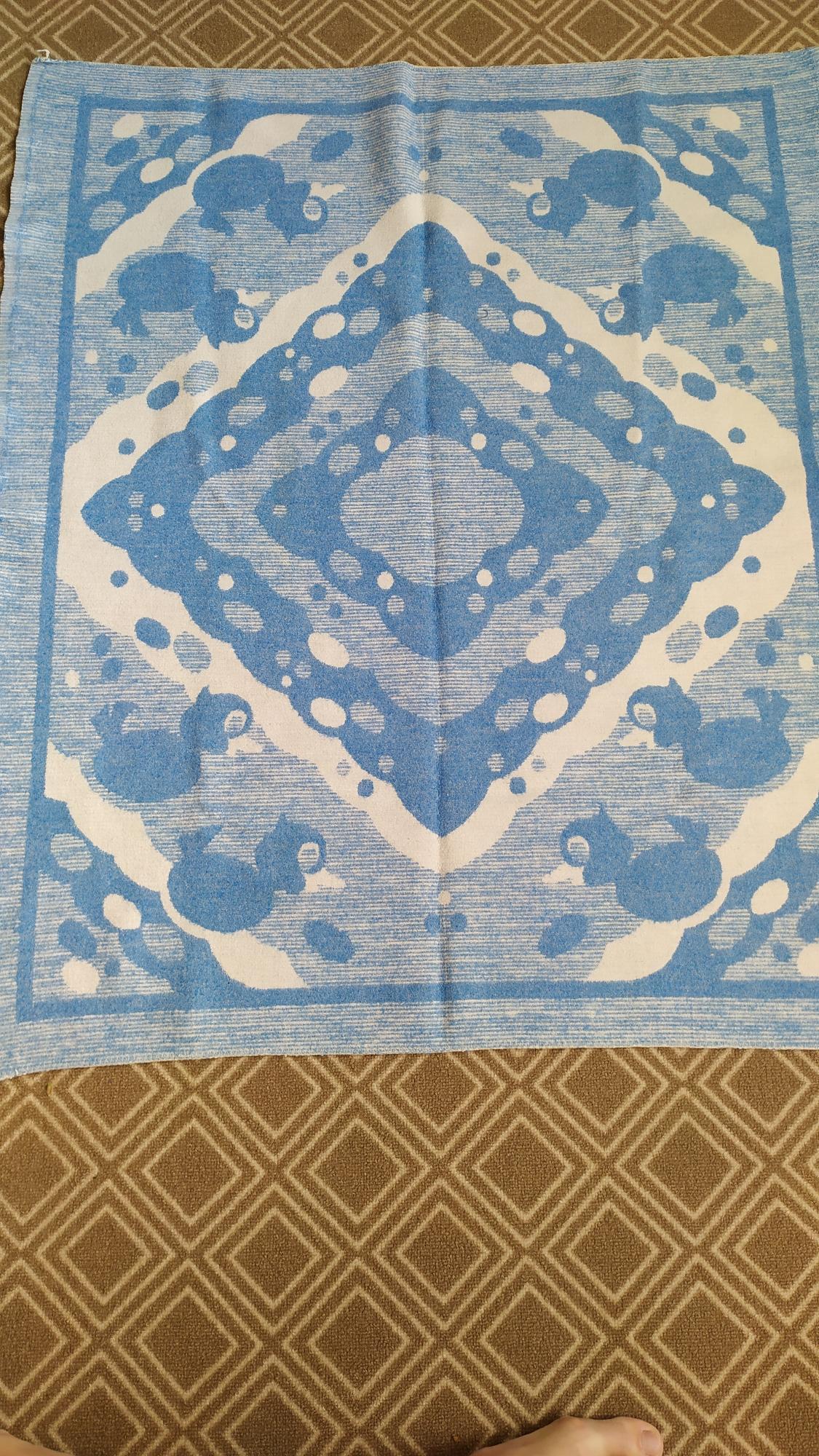Байковое одеяло в кроватку 89265639312 купить 1