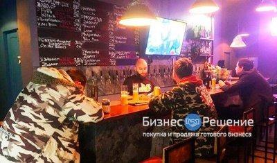 Прибыльный бар у метро Сокол в Москве