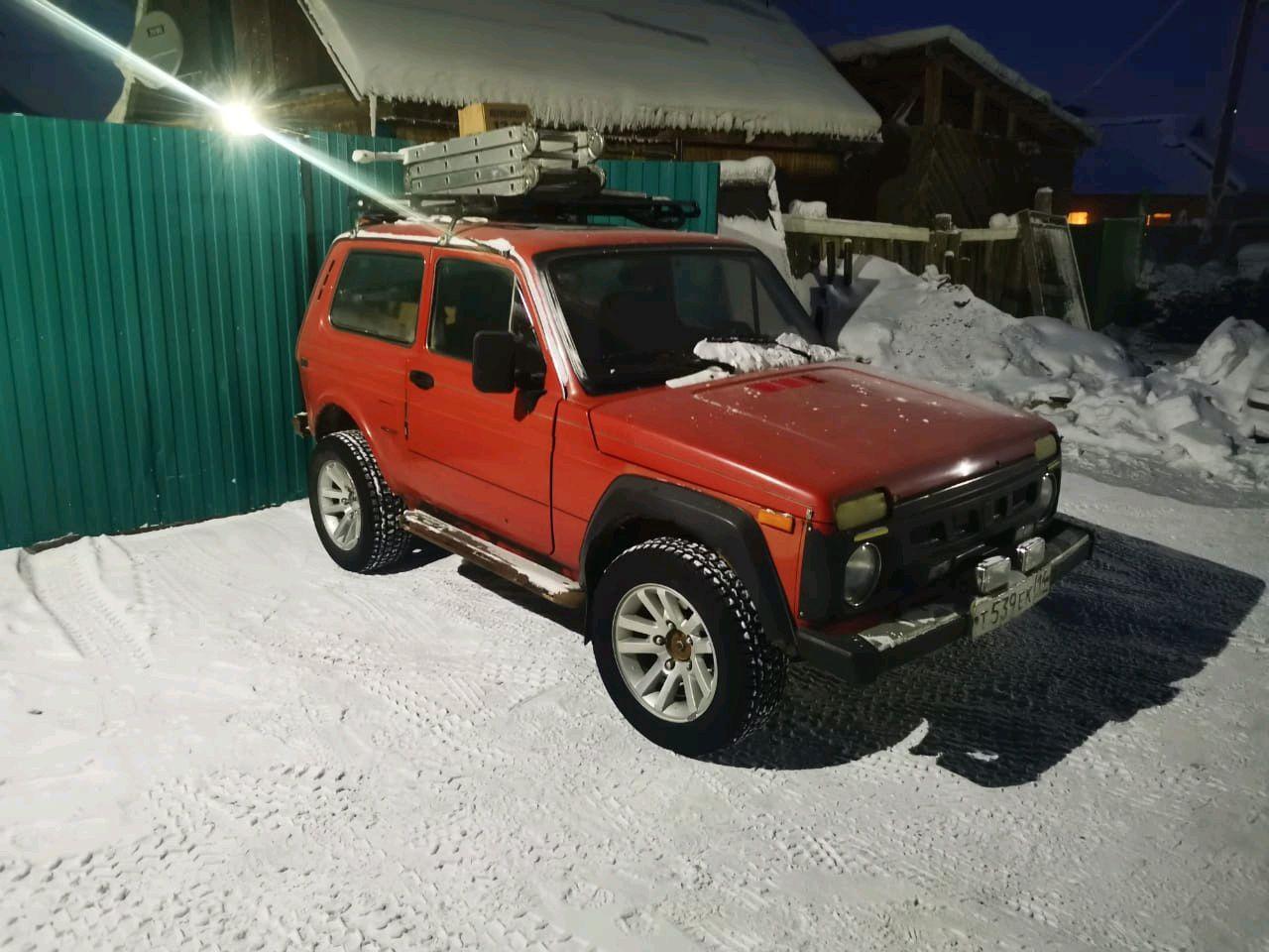 ВАЗ (Lada) 4x4 1995