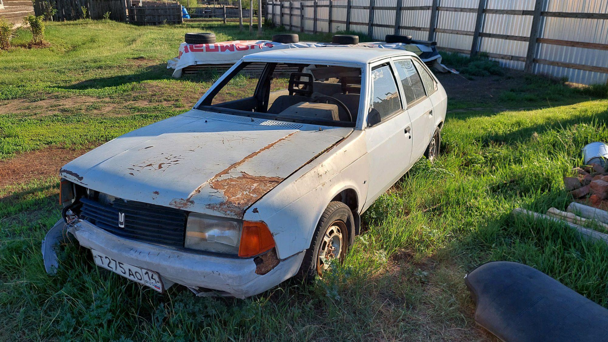 Москвич 2141 1997