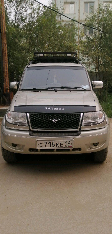 УАЗ Patriot 2012