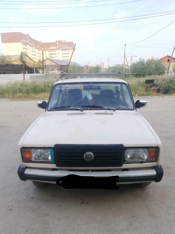 ВАЗ (Lada) 2105 1990