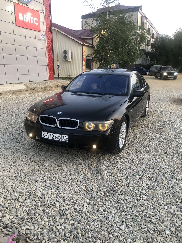 BMW 7 серия 2003