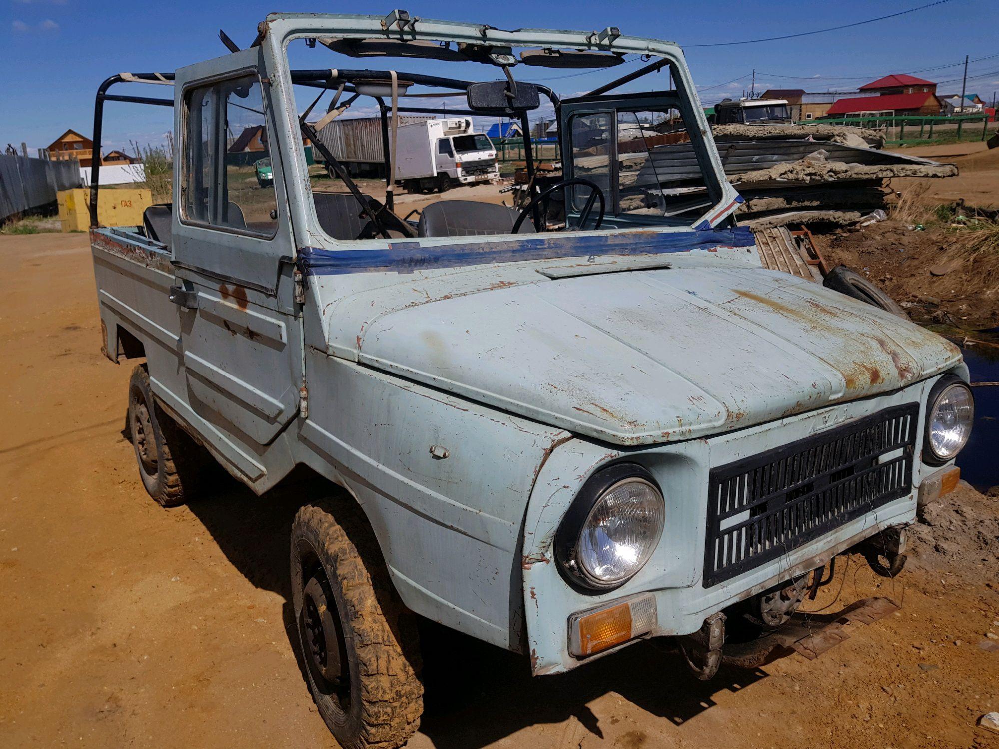 ЛуАЗ 969 1986