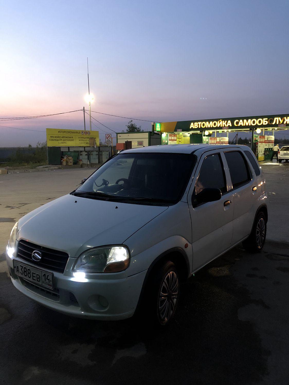 Suzuki Swift 2002