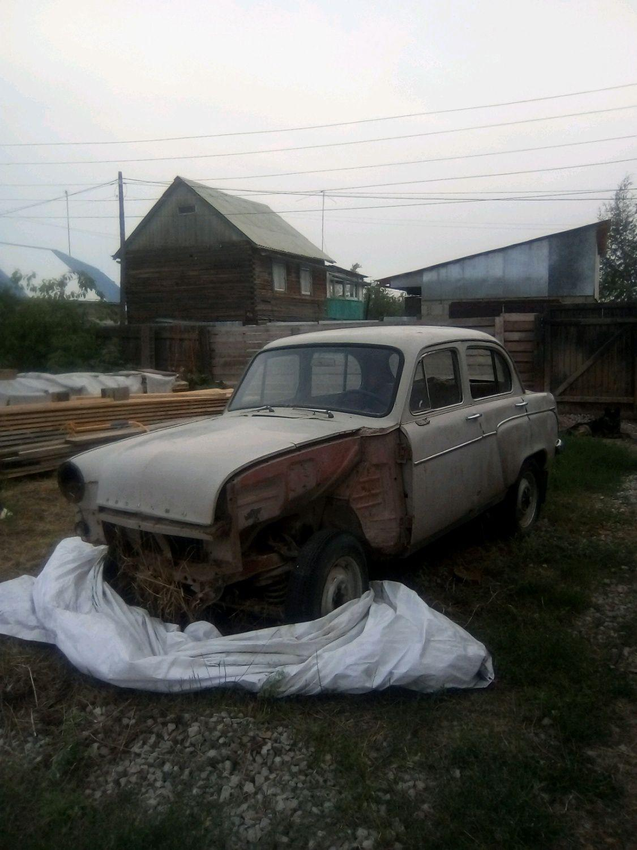 Москвич 407 1960